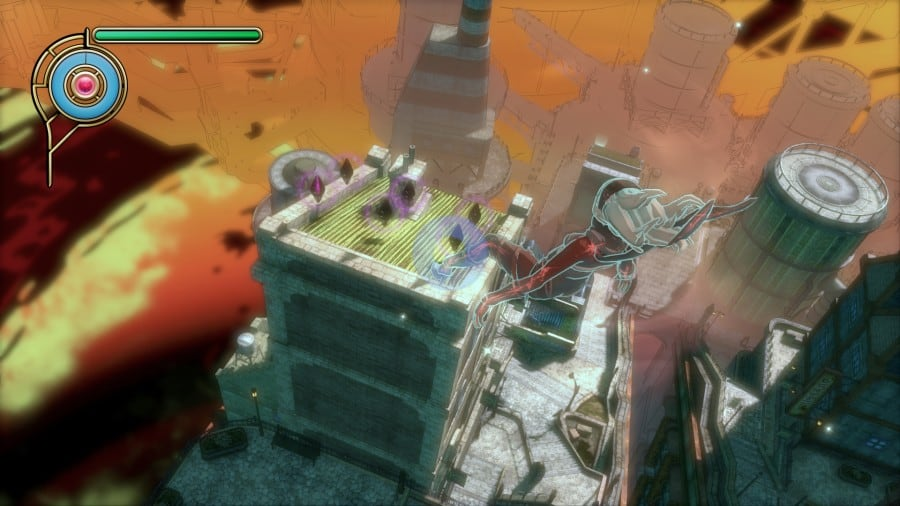 gravity rush gra ps4