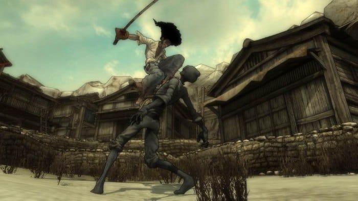 afro samurai gra komputerowa