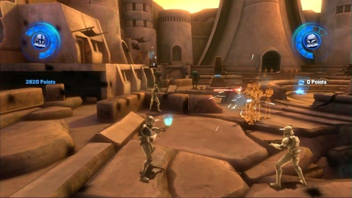 star wars clone wwars gra