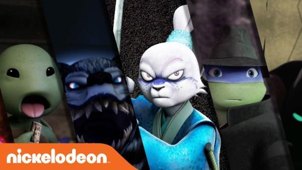 nickelodeon-usagi yojimbo