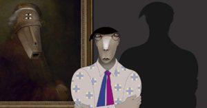 ruben brandt animacja