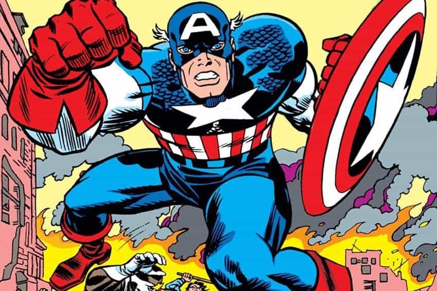 kreskówki Marvela Kapitan Ameryka What If