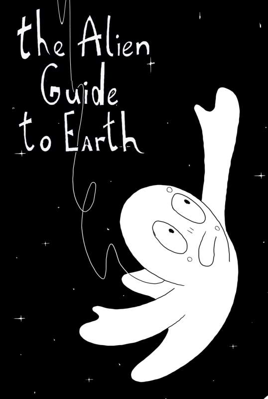 The Alien Guide to Earth plakat