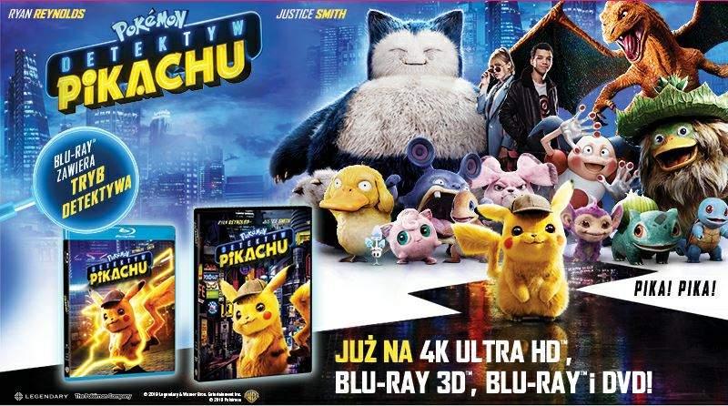 Premiera filmu Detektyw Pikachu