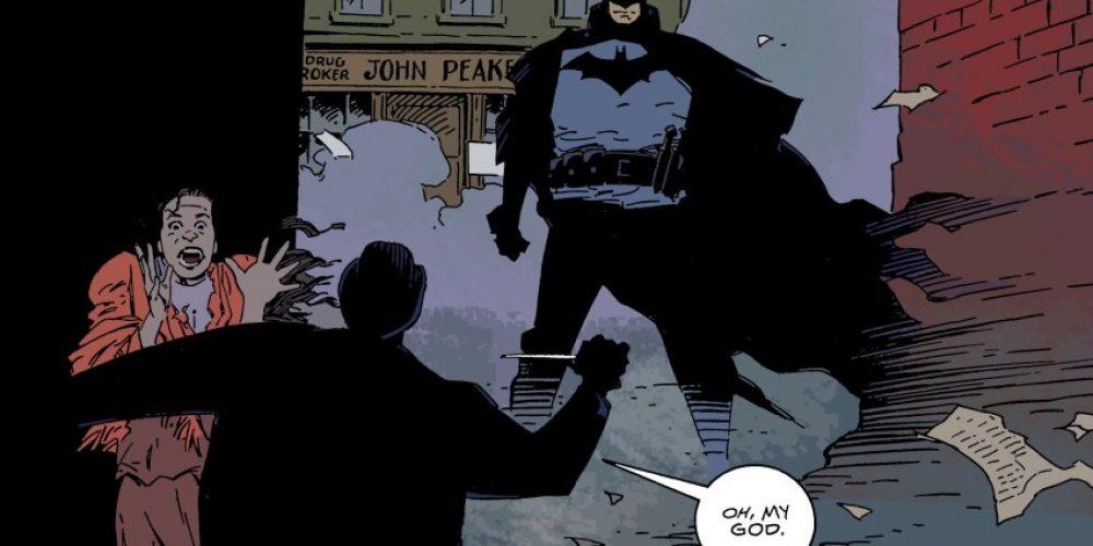 """""""Gotham byGaslight"""" kolejnym filmem animowanym odDC"""