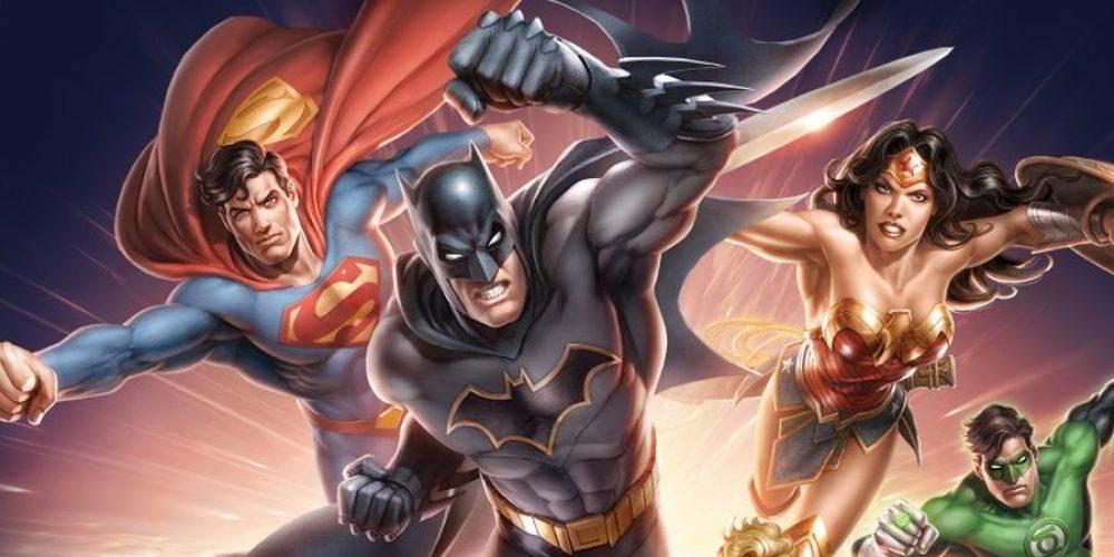 Co nowego wsprawie animowanych filmów DC Universe?