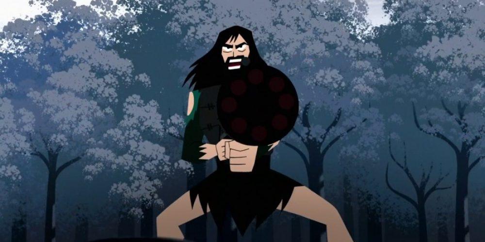 Samuraj Jack – XCIII