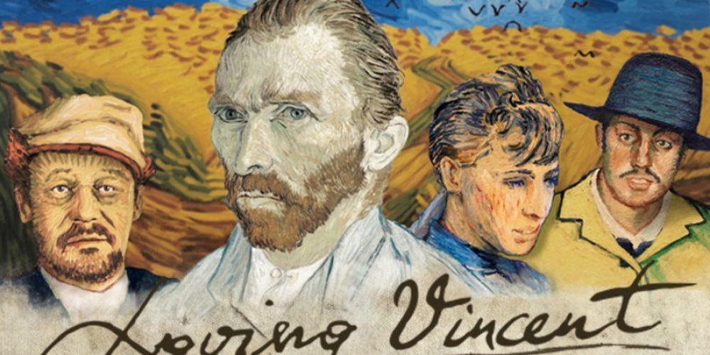 """Nowy zwiastun filmu animowanego """"Twój Vincent"""""""