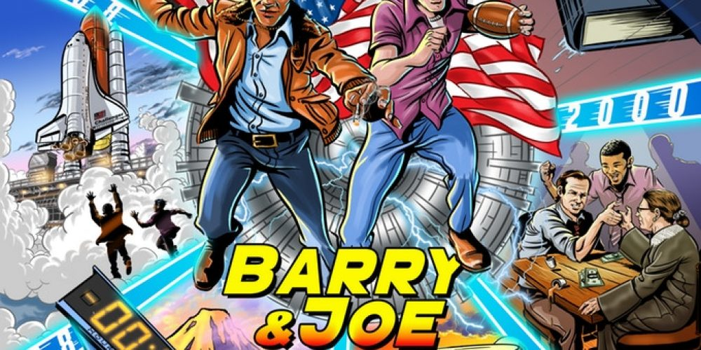 Znalezione w sieci: Barry & Joe – The Animated Series (Obama i Joe Biden!)
