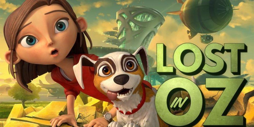 Lost in Oz – Amazon próbuje się wanimacji