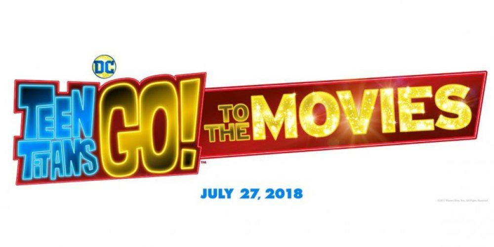 Prace nadfilmem kinowym Teen Titans GO już trwają.