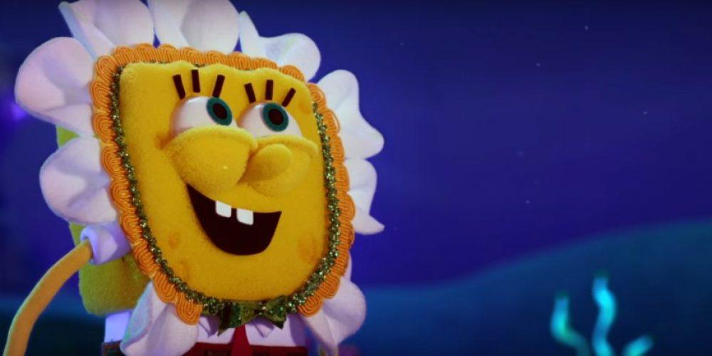 Pierwsze spojrzenia naspecjalny odcinek Spongeboba