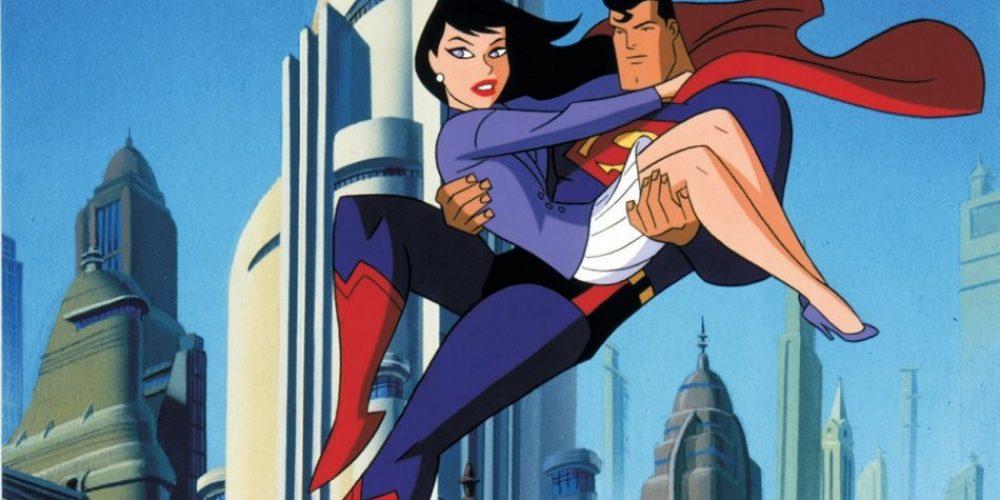 Kolejne animacje zeświata DC