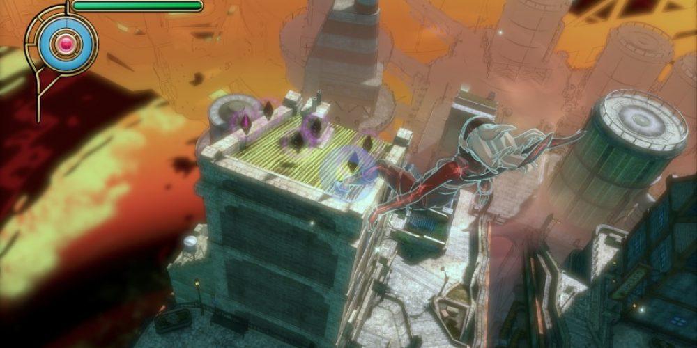 Wbajkowym świecie Gravity Rush