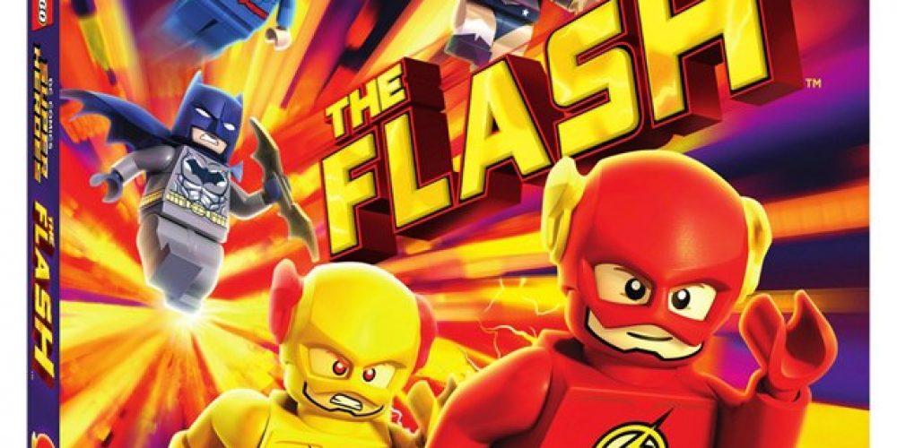 """Nowa animacja odWarnera """"LEGO DC Super Heroes: The Flash!'"""""""
