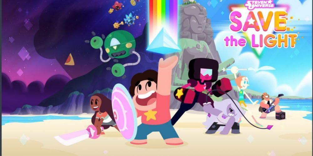 """Save The Light"" – nowa gra zeświata ""Steven Universe"""