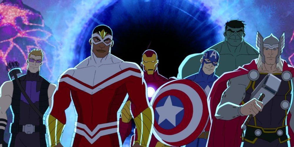 CzyMarvel anuluje wszystkie swoje animowane serie?