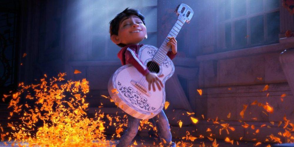 """Pixar i""""Coco"""" wygrywają narozdaniu Złotych Globów"""