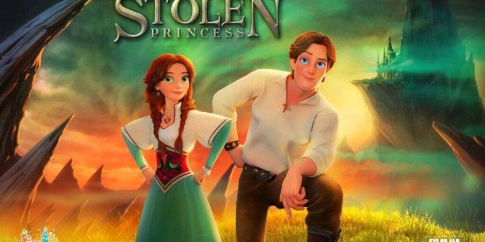 """Zwiastun ukraińskiej animacji """"The Stolen Princess"""""""