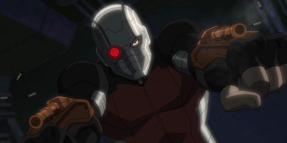 """""""Suicide Squad: Hell toPay"""" – pierwsze zdjęcia znowej animacji DC Comics"""