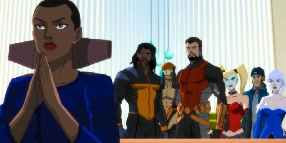 """Pierwszy zwiastun animacji """"Suicide Squad: Hell toPay"""""""
