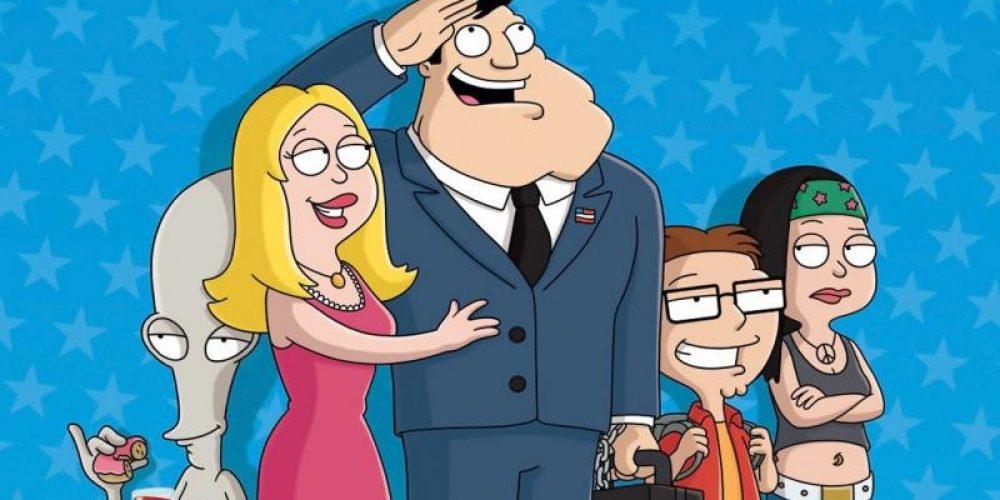 "Nowe odcinki ""American Dad"""
