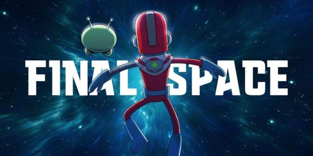 """Drugi zwiastun kreskówki """"Final Space"""""""