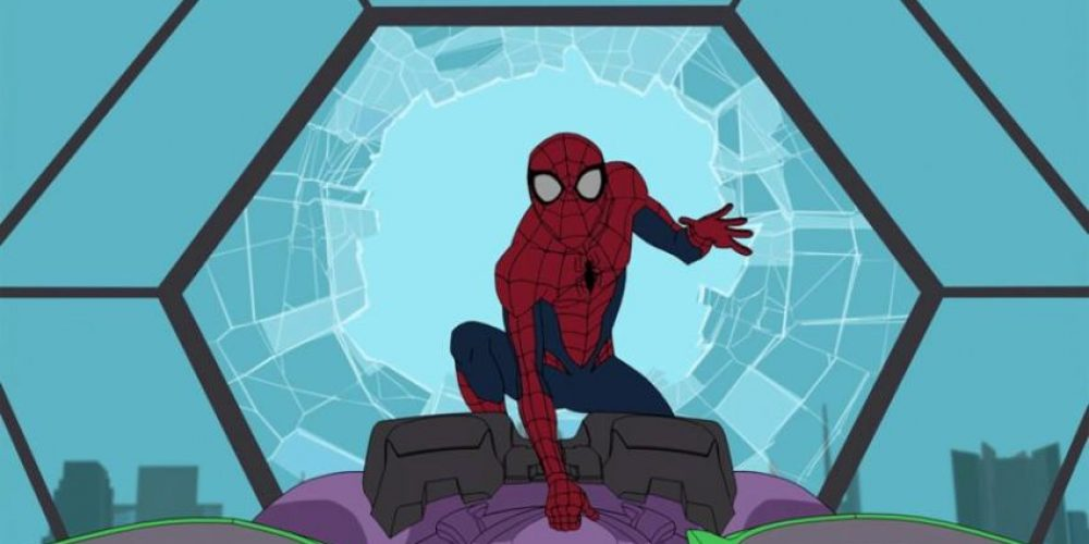 "Będzie drugi sezon ""Marvel Spider-Man"" odDisney XD"