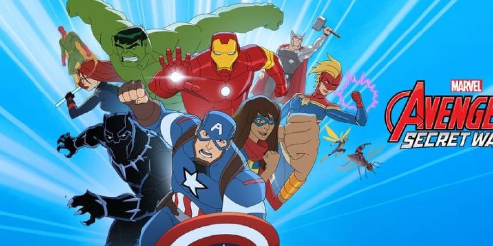 Nowe epizody kreskówki Avengers: Zjednoczeni od4 marca
