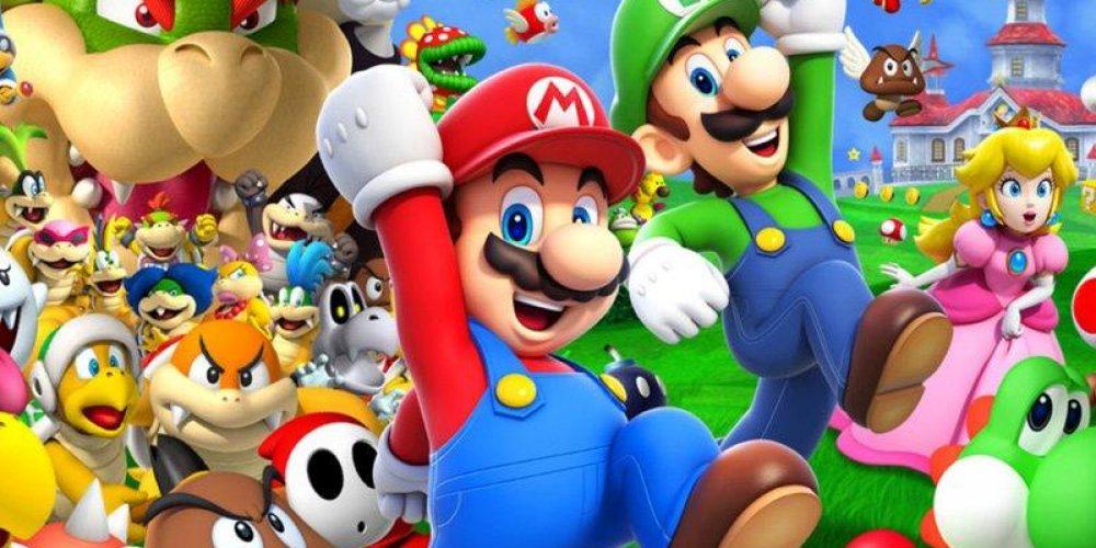 Nintendo oficjalnie rusza zprodukcją animacji zMario wroli głównej