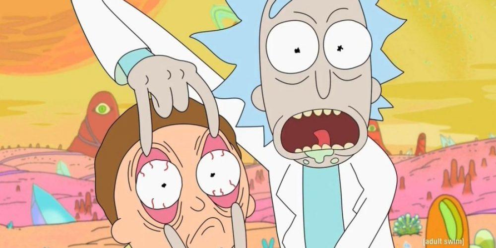 """""""Rick and Morty"""" dostanie nowe materiały wwydaniu Bluray iDVD"""