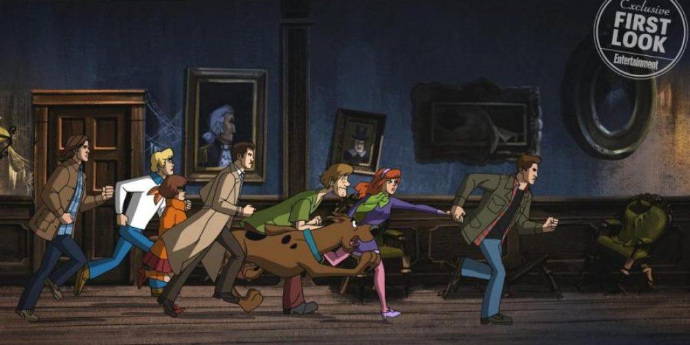Pierwsze video zcross-overu Scooby Doo iSupernatural
