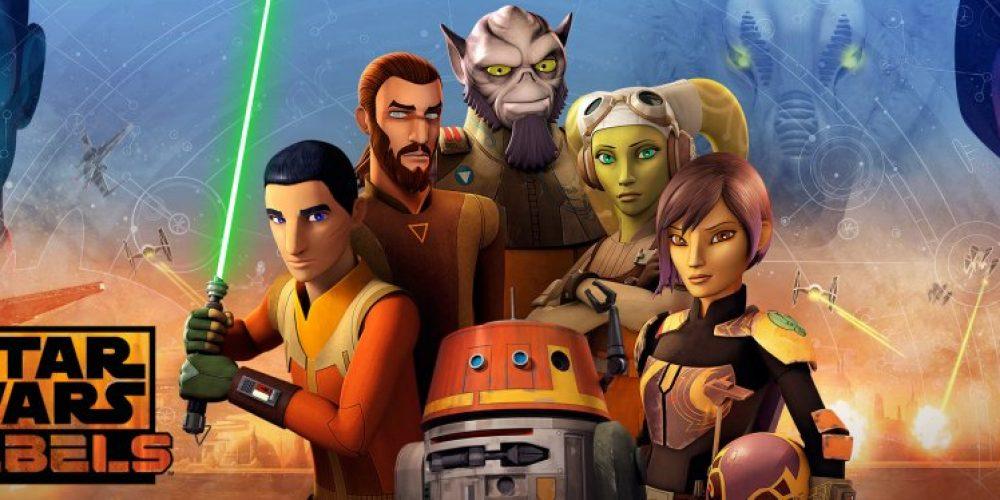"""Zbliżają się finałowe odcinki kreskówki """"Star Wars: Rebelianci"""""""