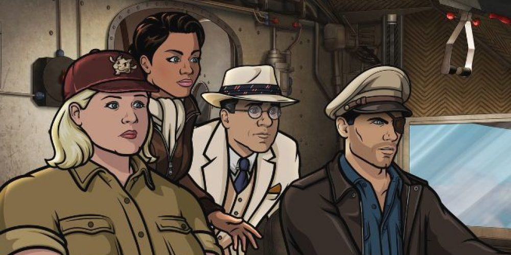Ujawniono datę premiery 9 sezonu Archera