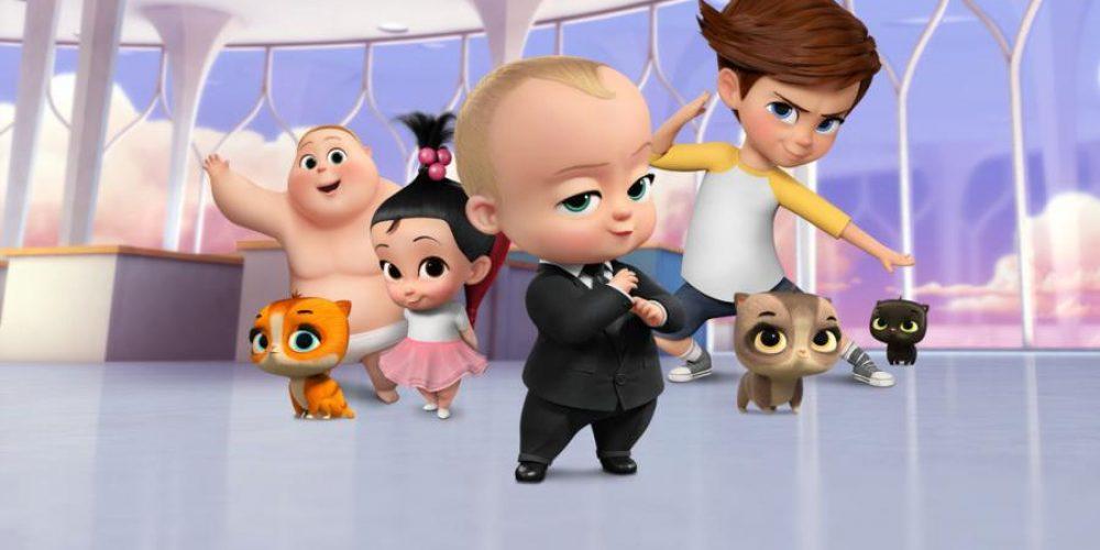 """""""Dzieciak rządzi"""" wraca zwłasną animowaną serią naNetflixie"""