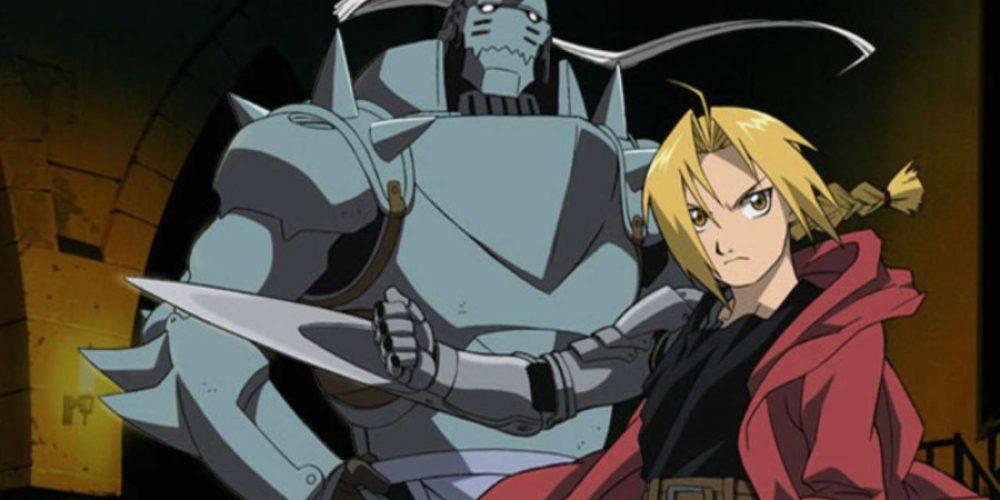 Fullmetal Alchemist zewszystkimi sezonami napolskim Netflix