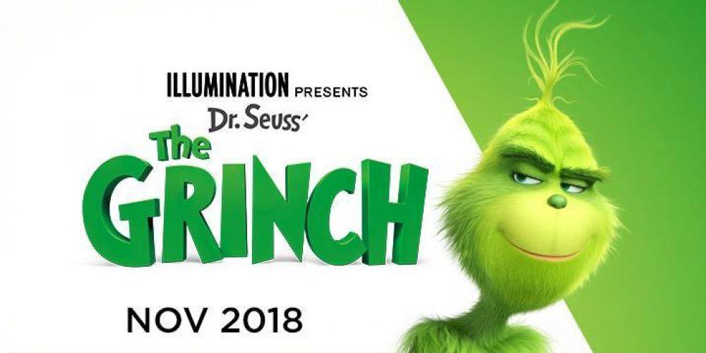 """Pierwszy trailer animacji """"The Grinch"""""""