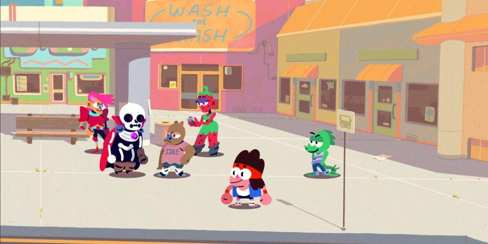 Nowy zwiastun gry OK K.O.! Let's Play Heroes idata premiery