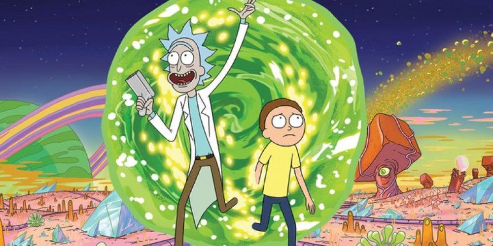 3 sezon Ricky and Morty już naNetflixie