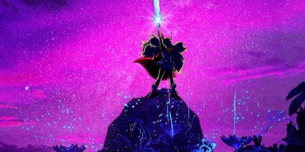 "Pierwsze zdjęcia z animacji ""She-Ra and the Princesses of Power"" od Netflixa"