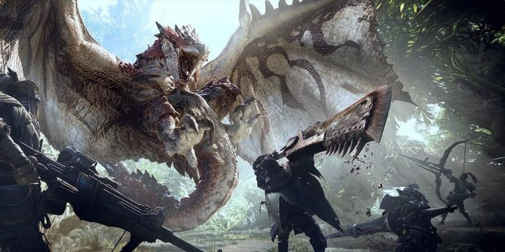 """Gra """"Monster Hunter"""" doczeka się animowanej produkcji"""