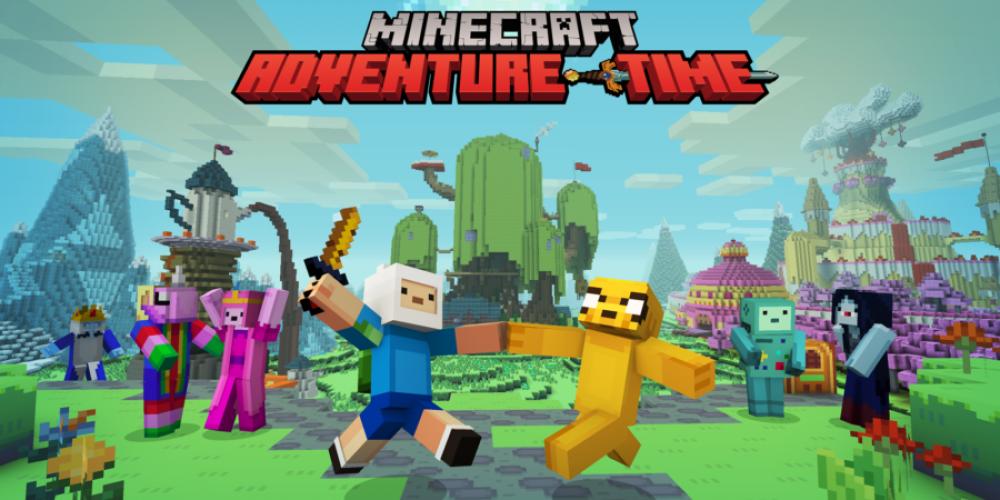 """Cartoon Network itwórcy Minecrafta łączą siły wspecjalnym odcinku """"Pory naprzygodę"""""""