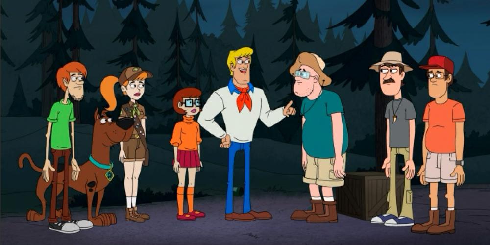 """""""Wyluzuj, Scooby-Doo!"""" – nowe tajemnice wdrugim sezonie serialu"""