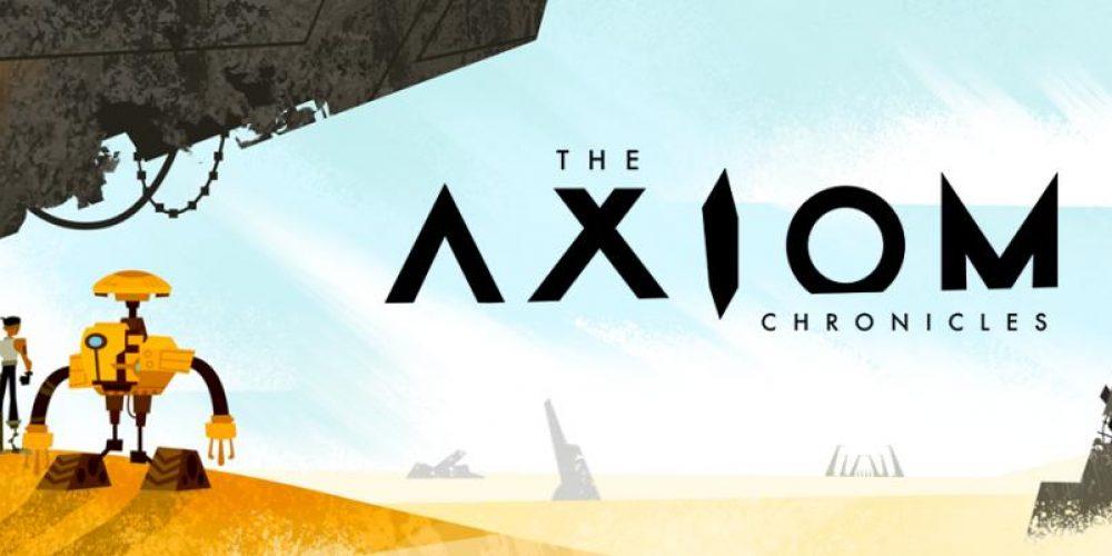 Samuraj Jack + Star Wars: poznajcie The Axiom Chronicles