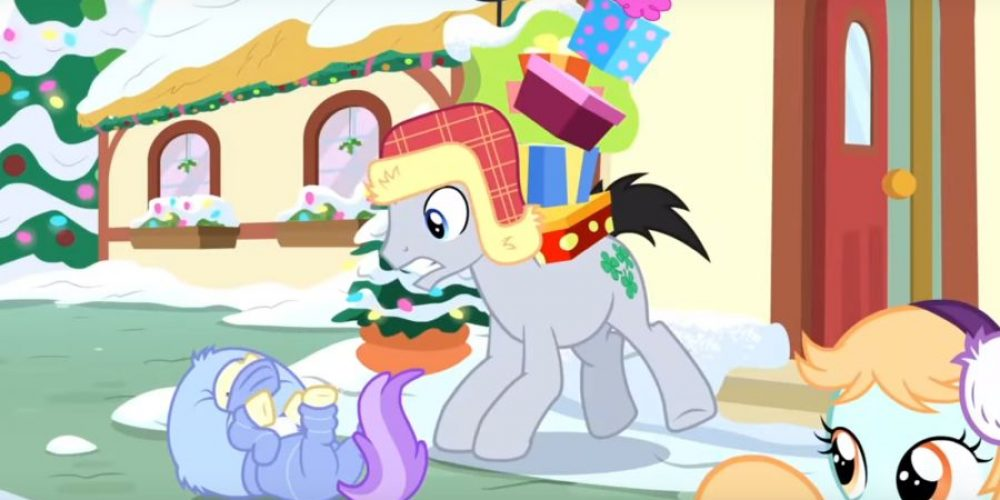 My Little Pony zświątecznym odcinkiem specjalnym