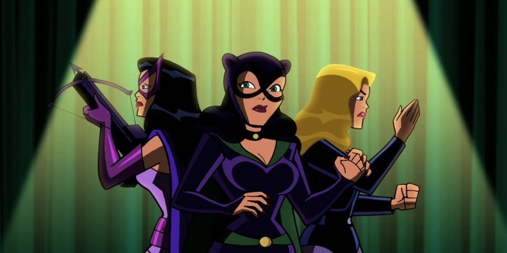 Batman: Odważni ibezwzględni – Być jak Matches Malone