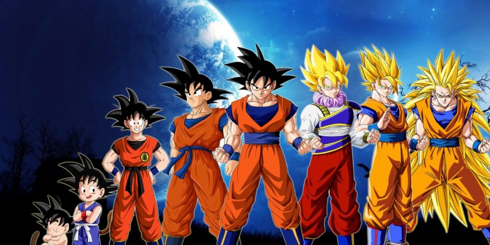 Goku oficjalnym ambasadorem igrzysk wTokio 2020!
