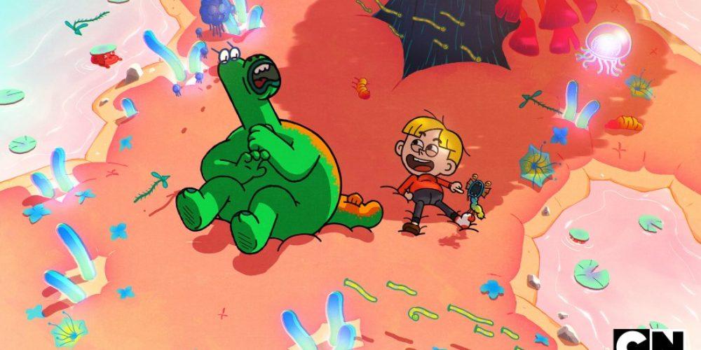"""Cartoon Network zapowiada nową produkcję """"Elliott From Earth"""""""