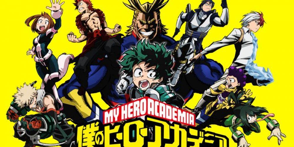 """Trzeci sezon """"My Hero Academia"""" zdatą premiery!"""