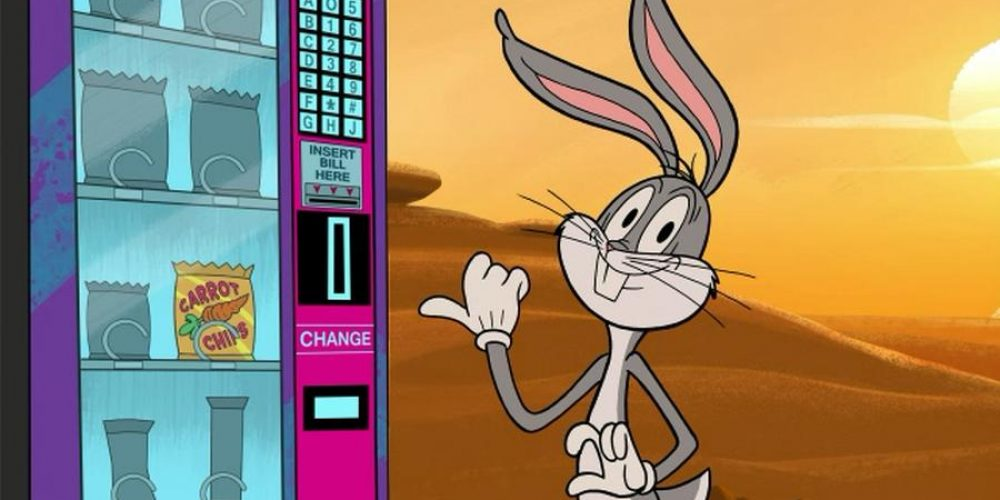 Nowe przygody Bugsa, Daffy'ego iProsiaka Porky wBoomerangu
